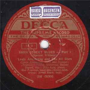 Louis Armstrong And The All Stars - Basin Street Blues