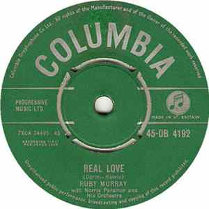 Ruby Murray - Real Love