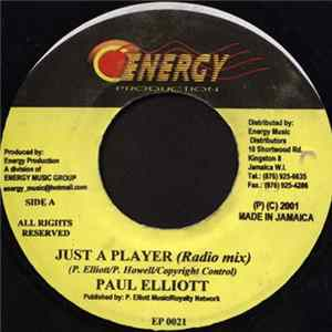 Paul Elliott - Just A Player
