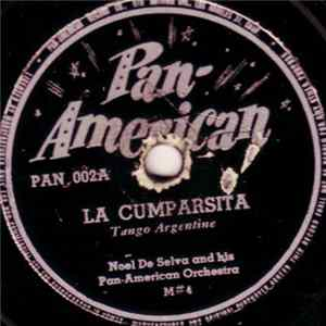 Noel De Selva And His Pan-American Orchestra - La Cumparsita / El Paton