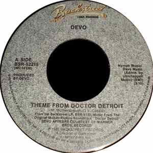 Devo, James Brown - Theme From Doctor Detroit