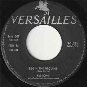 Pat Boone - Begin The Beguine / Chattanoogie Shoe Shine Boy