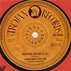 Fabulous Five Inc. - Shaving Cream